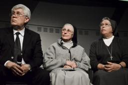Graziano Debellini, Suor Lia Gianesello e Suor Laura Girotto