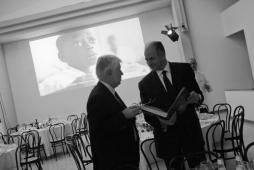 Sandro Ricci e Graziano Debellini