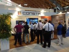 Visita allo stand Consta