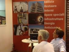 Visita allo stand Consta a Rimini