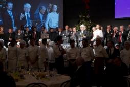 Cena Santa Lucia 2011:Comitato e camerieri