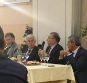 Il presidente di Confindustria Giorgio Squinzi