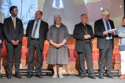 I rappresentanti della Cena di Santa Lucia 2014